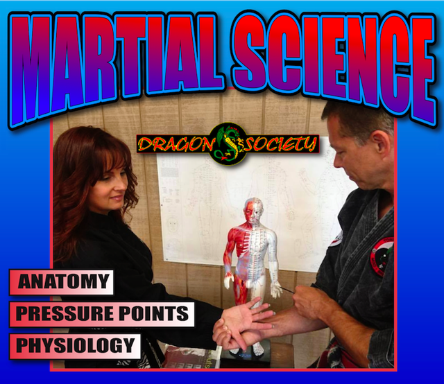MARTIAL SCIENCE