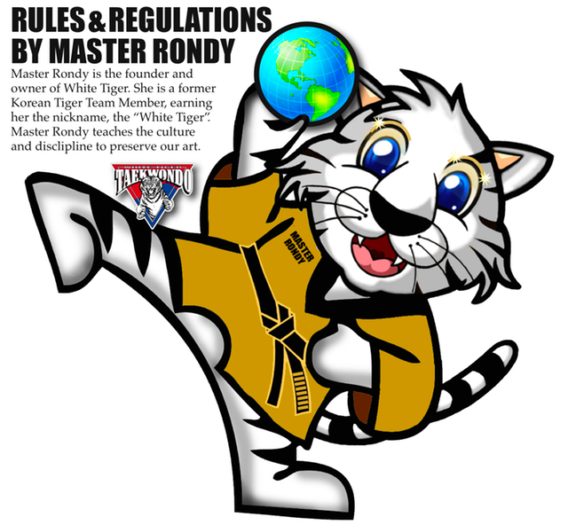 Rules & Regulations by Master Rondy