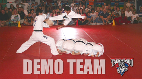 White Tiger Demo Team